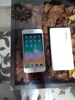 iPhone 6s Plus Ouro Rosa 128gb Seminovo + Brinde - Até 12x