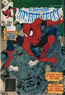Comic El Asombroso Hombre Araña #527