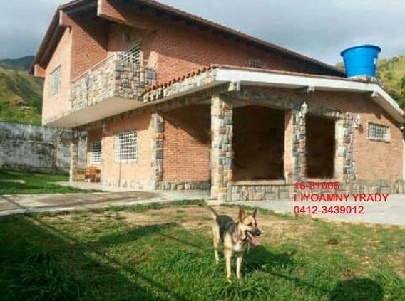 Amplia Casa En Carialinda Naguanagua Negociable 18-81005