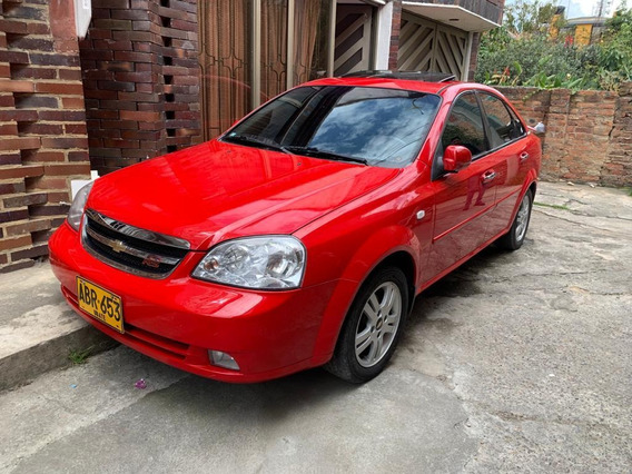 Chevrolet Optra 1.8 Limited Rojo. Excelente Estado