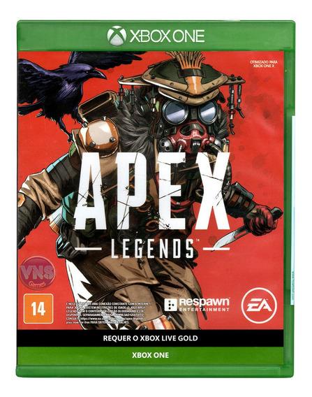 Apex Legends Ed Bloodhound - Xbox One - Mídia Física Lacrado