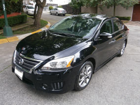 Nissan Sentra 1.8 Sr L4 Cvt Ver Descripcion