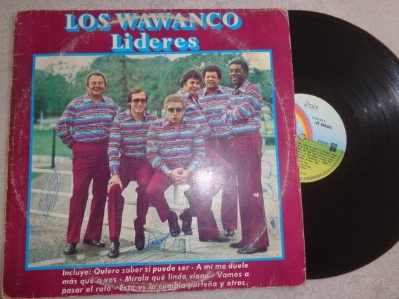 Lp Los Wawanko, Líderes- Música Argentina, Cumbias- Raro