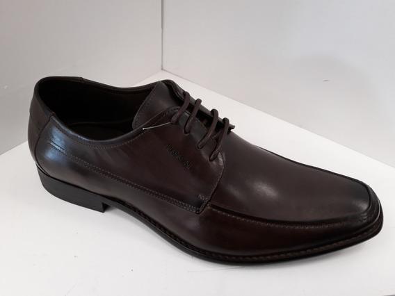 Zapato Hombre Ferracini Classic Cuero Vac Cordon