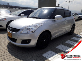 Suzuki Swift Mecanico 4x2 Gasolina