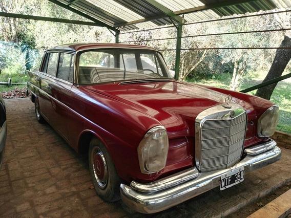 Mercedes-benz 220 S 1962
