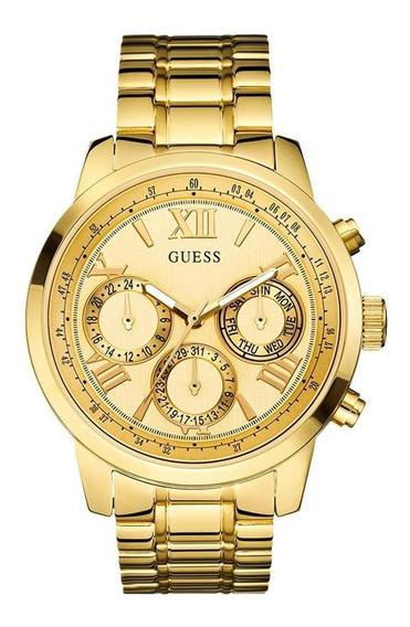 Relógio De Pulso Guess 92521lpgsda1 - Cor Unica