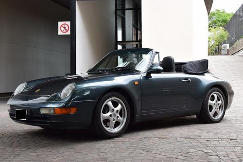 Porsche 911 3.4 Carrera 2 Coupe 1995