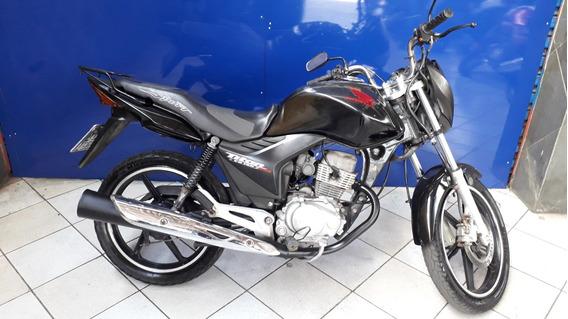 Honda Titan 150esd Preta 2012