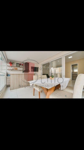 Imagem 1 de 15 de Apartamento - Tatuape - Ref: 9201 - V-9201