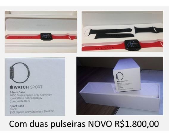 Relógio Apple Sport