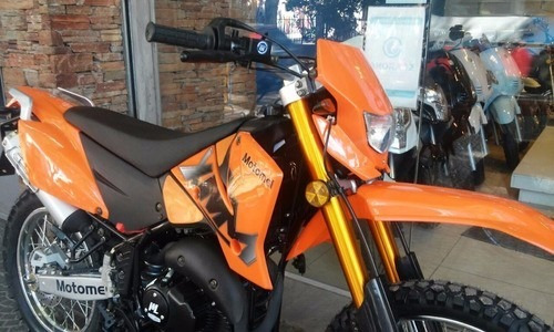 Xmm 250 Tipo Ktm Motomel Enduro Motocross Impecable 2019