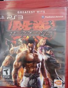 Tekken 6 Ps3 Novo Lacrado Envio Imediato