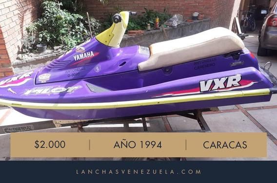 Moto De Agua Yamaha Vxr Lv801