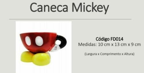 Caneca Mickei