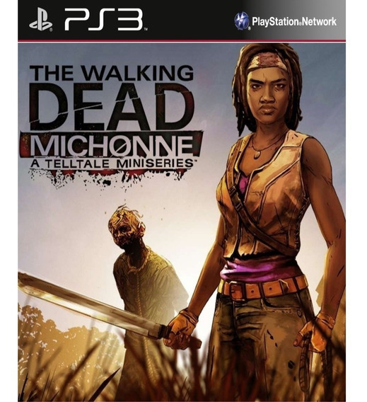 The Walking Dead Michonne - Ps3 Psn - Leg. Português Br