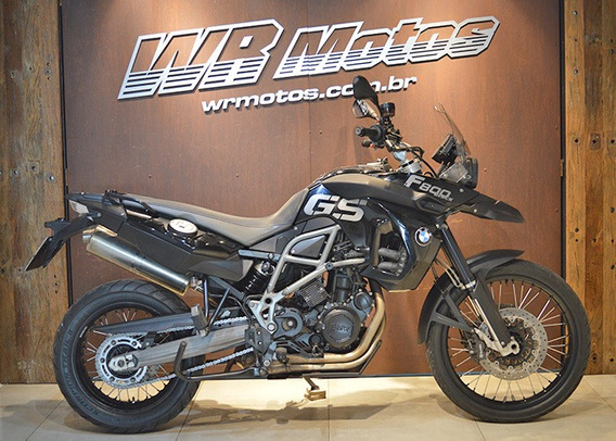 Bmw F 800 Gs Triple Black