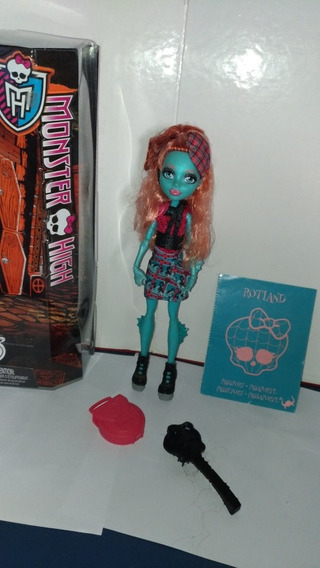 Boneca Monster High Lorna Mcnessie