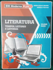 Literatura - Tempos, Leitores E Leituras - Vol.único (usado)