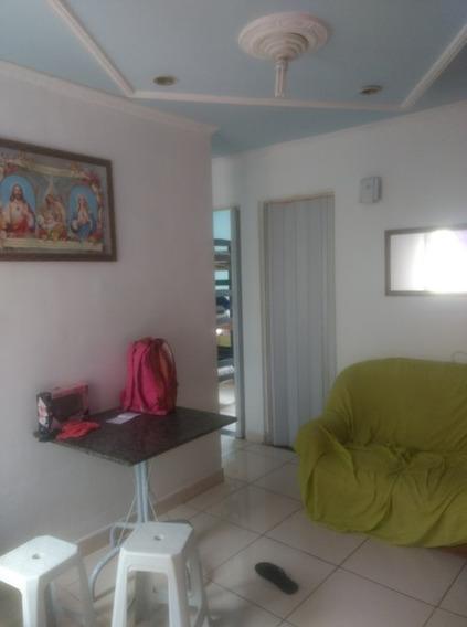 Apto 2 Quarto,sala, Cozinha, Banheiro, Lavanderia E Garagem