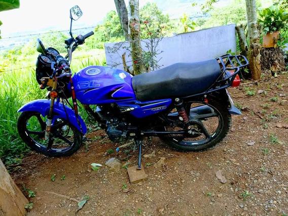 Motocicleta Akt Sl 150 (2017)