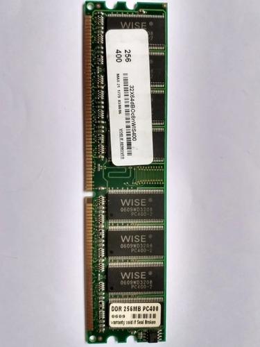 Memoria Ram Ddr 256mb Pc400