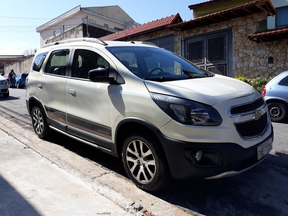 Chevrolet Spin 1.8 Activ 5l 5p 2016