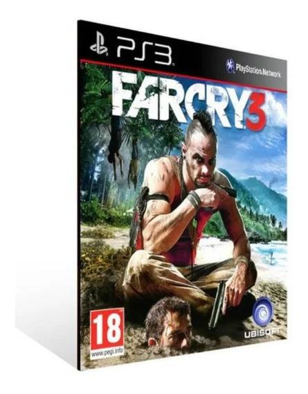 Far Cry 3 Ps3 Português Psn Jogo Envio Rápido Comprar