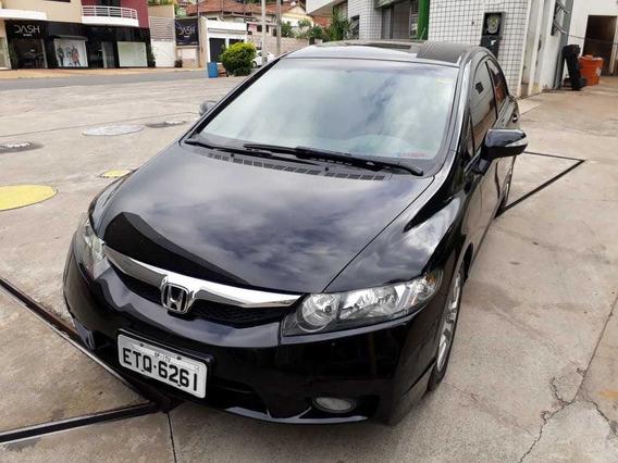 Honda Civic Lxl/ 1.8 Flex 16v Automático