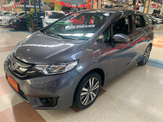 Honda Fit Ex Cvt Flex Impecavel