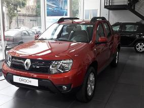 Utilitario De Renault 0km Oroch Retira Sin Anticipo (jef)