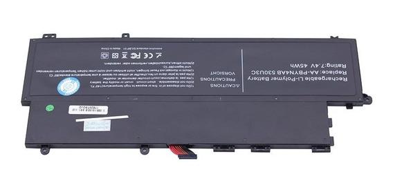 Bateria Para Notebook Samsung Np530u3b-ad1br 6081 Mah (45wh) Preto Marca Bringit
