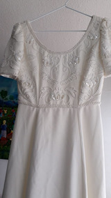 Vestido De Novia Nuevo La Casa Blanca