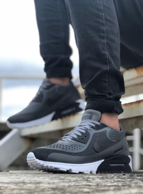 Zapatos Nike Air Max 3d En Caucho Caballero Gym Colombianos