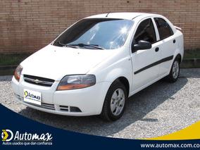 Chevrolet Aveo Ls, Mt 1.6