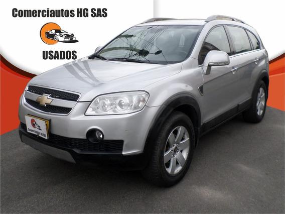 Chevrolet Captiva Ltz