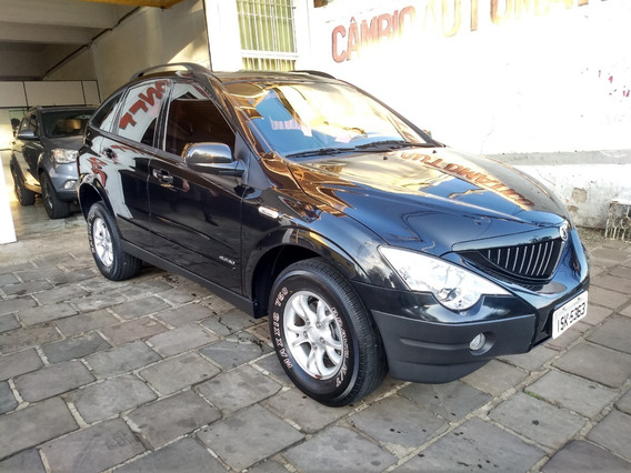 Ssangyong Actyon Suv