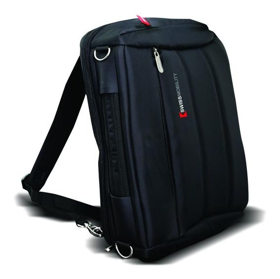 Mochila Backpack - Maletín De 15.6 Stark-115bk