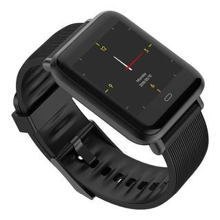 Mi Q9 Relógio Pulseira Smartwatch Em Português 2 Pulseiras
