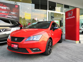 Seat Ibiza 1.6 Style Connect Mt Coupe