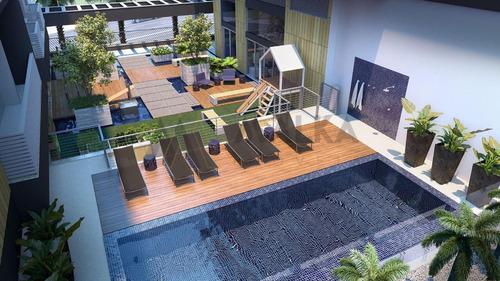 Imagem 1 de 26 de Apartamento À Venda, Canto, Florianópolis, Sc - Sc - Ap0072_malka