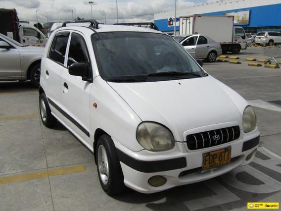 Hyundai Atos Mt 1.0