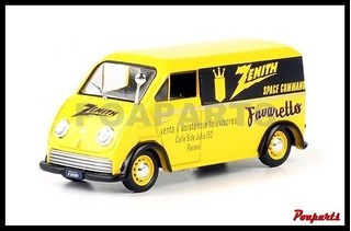 Miniatura Dkw Auto Union Frontal 1954 Zenith Argentina