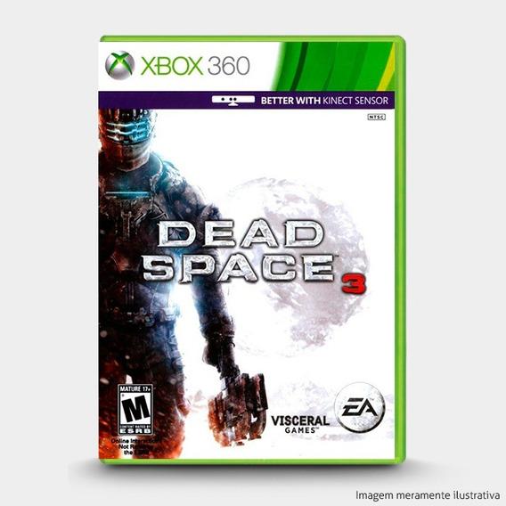 Dead Space 3 - Original Para Xbox 360 Novo