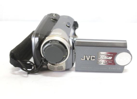 Filmadora Jvc Gz-mg31u Sucata Para Retirada De Peças