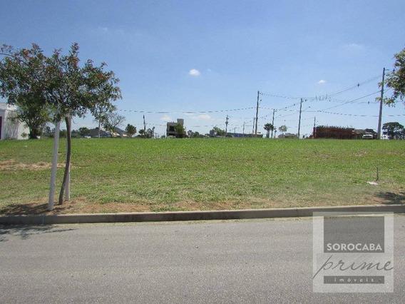 Terreno À Venda, 160 M² Por R$ 95.000,00 - Condomínio Terras De São Francisco - Sorocaba/sp - Te0056