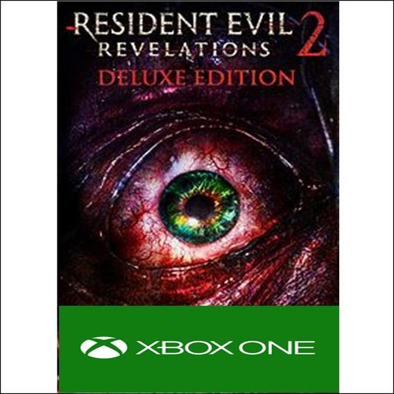 Resident Evil Revelations 2 Edição De Luxo Xbox One