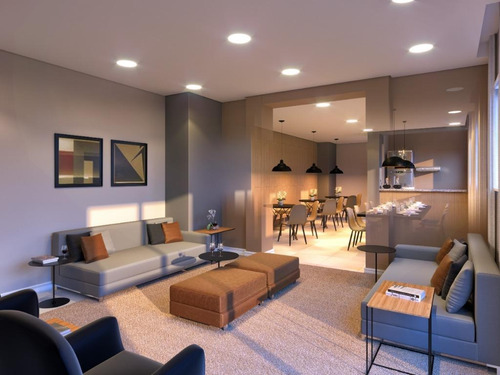 Apartamento Com 2 Dormitórios À Venda, 34 M² Por R$ 206.000,00 - Rio Bonito - São Paulo/sp - Ap7840
