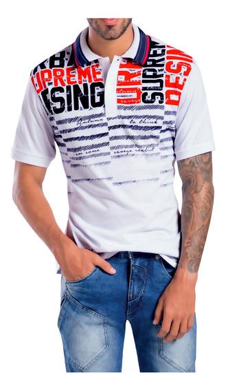 Camiseta Polo Juvenil Masculino Marketing Personal 68012