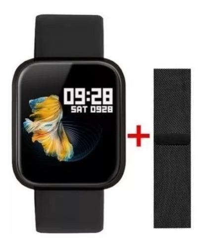 Relógio Smartwatch Sport Bracelet P70 Com Duas Pulseiras